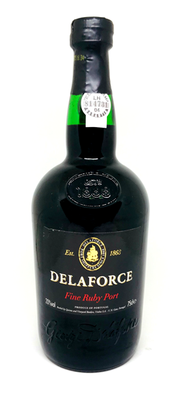 Delaforce Fine Ruby Port 700 ml