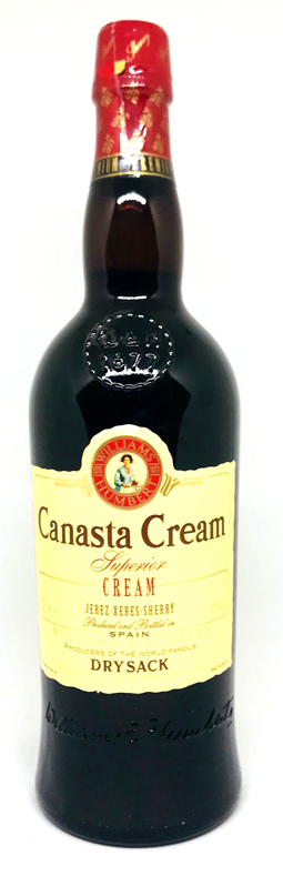 Dry Sack Canasta Cream 750 ml